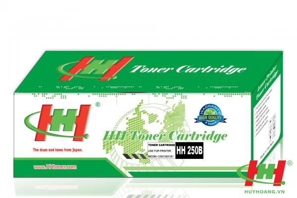 Mực máy in Ricoh SP C250DN C260 C261 C250S 407547 Đen (HH 250BK)