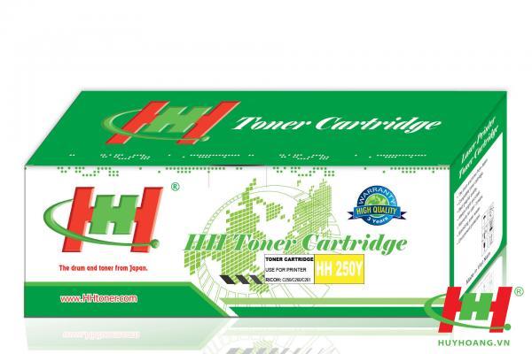 Mực máy in Ricoh SP C250DN C260 C261 C250S 407550 Vàng (HH 250Y)