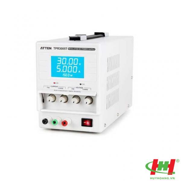 Máy cấp nguồn Atten TPR3005T