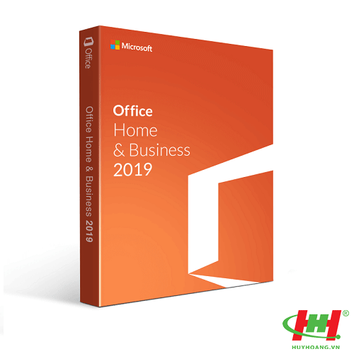 Phần mềm Microsoft Office Home and Business 2019 English APAC EM (T5D-03249)
