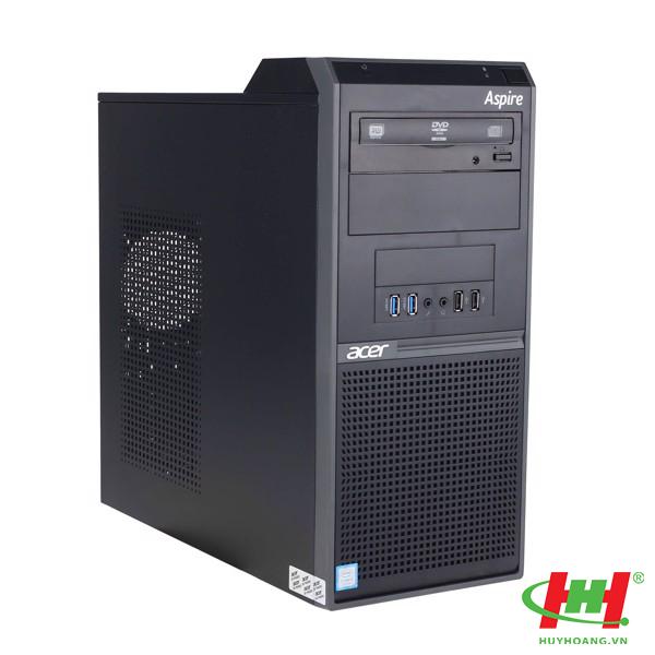 Máy tính để bàn Acer Aspire M230,  (UX.VQVSI.143) G5400(3.70 GHz, 4MB),  4GBRAM,  1TBHDD,  Intel UHD Graphics,  USB KB&Mouse,  Endless OS,  1Y WTY