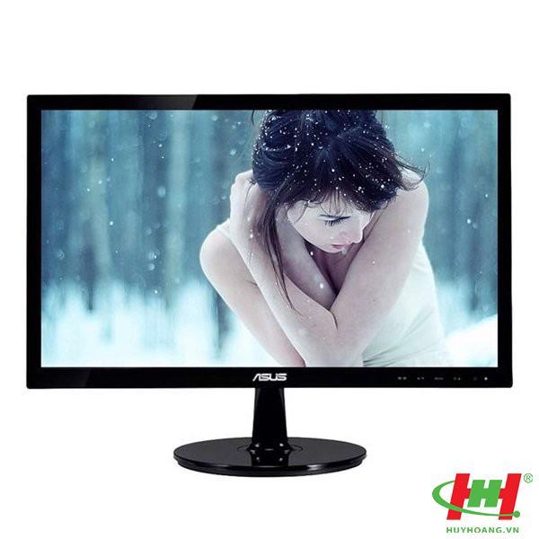 Màn hình LCD Asus VS207DF - V 19.5,  1366x768,  200 cd/㎡,  80M:1,  5ms,  VGA,  3Y WTY