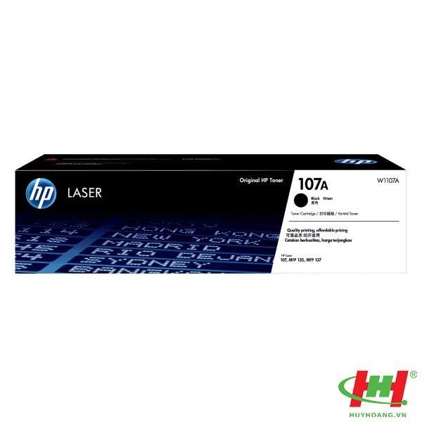 Mực máy in  HP Laser 137fnw (HP 107A Black,  W1107A) chính hãng