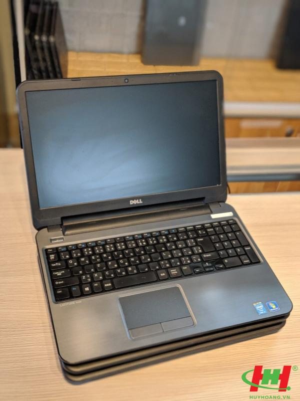 Laptop cũ Dell Latitude E3540 (Core i5 4200U /DDR3 4GB / SSD 120GB/ 15.6/ 2.3kg)